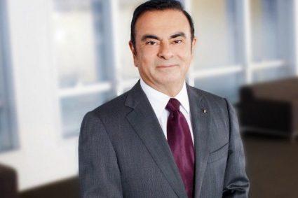 Oude baas van Nissan Carlos Ghosn vangt bot